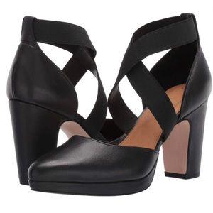 NWOT Corso Como leather heels
